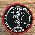 Watain - Patch - Singahell (cancelled Singapore show official merch)