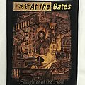 At The Gates - Patch - At The Gates - Slaughter of the Soul backpatch