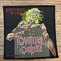 Cannibal Corpse - Patch - Eaten Back To Life