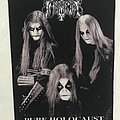 Immortal - Patch - Immortal - Pure Holocaust backpatch (sublimated print)