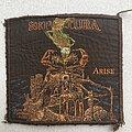 Sepultura - Patch - Sepultura - Arise (brown border)