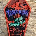 Terrorizer - Patch - World Downfall