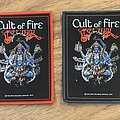 Cult Of Fire - Patch - Red or Blue?
