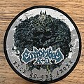 Entombed A.D. - Patch - Back to the Front