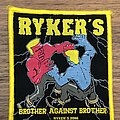 Ryker's - Patch - Brother Against Brother