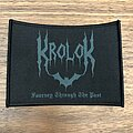 Krolok - Patch - Journey Through The Past