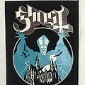 Ghost - Patch - Ghost - Opus Eponymous backpatch
