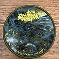 Cerebral Rot - Patch - Odious Descent into Decay