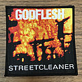 Godflesh - Patch - Streetcleaner