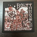 Bolt Thrower - Patch - In Battle There Is No Law