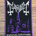 Mayhem - Patch - De Mysteriis Dom Sathanas