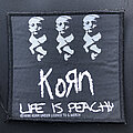 Korn - Patch - Life is Peachy