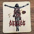 Deicide - Patch - Once Upon The Cross
