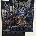 Death - Patch - Pull The Plug Death Tribute backpatch