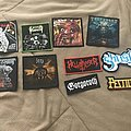 Metallica - Patch - Heavy metal assorted patches lot