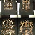 marduk Asian Tour tshirt