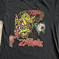 "Rob Zombie ""Say you love Satan"" t-shirt"