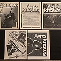 Aero Knows Fan Club Newsletters late 1970's