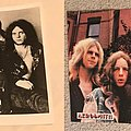 Aerosmith poster from 1973 and photo