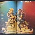 Rush - Kerrang Nov. 1981