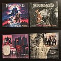 Highlord 'Heir of Power' and 'When the Aurora Falls...' CDs Tape / Vinyl / CD / Recording etc