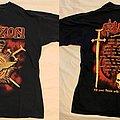 Saxon - TShirt or Longsleeve - Saxon Festival Tour 2005