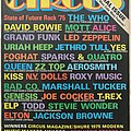 Aerosmith - Other Collectable - Vintage Circus Magazine 1974