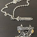 Rhapsody pin and necklace