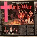 Manowar - Other Collectable - Early Manowar from Metal Fury magazine 1983