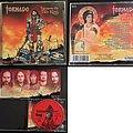 Tornado 'Triumph of the King' CD 2002 Tape / Vinyl / CD / Recording etc