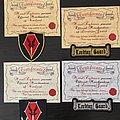 Warlord And Lordian Guard - Patch - Warlord and Lordian Guard memorabilia