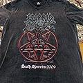 Morbid Angel South America Tour 2009 TShirt or Longsleeve