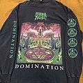 Morbid Angel Domination LS  TShirt or Longsleeve