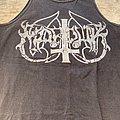 Marduk Logo Wife Beater TShirt or Longsleeve