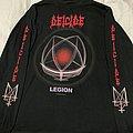 Deicide Legion LS  TShirt or Longsleeve