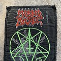 Morbid Angel Blessed are the Sick patch