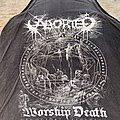 Aborted Worship Death Wife Beater TShirt or Longsleeve