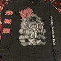 Morbid Angel - FFTTF 1999 Nth American Tour LS TShirt or Longsleeve