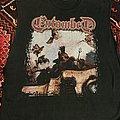 Entombed Serpent Saints Sleeveless 2009 Tour Shirt