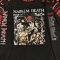 Napalm Death Utopia Banished 1992 Tour LS