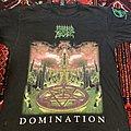 Morbid Angel Domination TS TShirt or Longsleeve