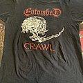 Entombed-Crawl TS TShirt or Longsleeve