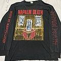 Napalm Death- Death by Manipulation LS