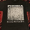 Phobia- Serenity Through Pain TS TShirt or Longsleeve