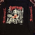 Terrorizer - TShirt or Longsleeve - Terrorizer- World Downfall LS