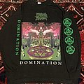 Morbid Angel- European Domination LS  TShirt or Longsleeve