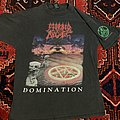 Morbid Angel- Domination TS TShirt or Longsleeve