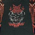 Dark Funeral- Satanic War Tour Sleeveless  TShirt or Longsleeve