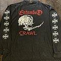 Entombed- Crawl LS TShirt or Longsleeve