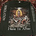 Immolation- Here In After Tour LS TShirt or Longsleeve